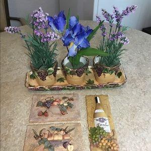 VTG Floral Arrangement